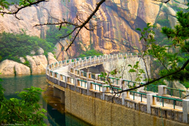 Qingdao Photos Laoshan Bridge Alex Nosach