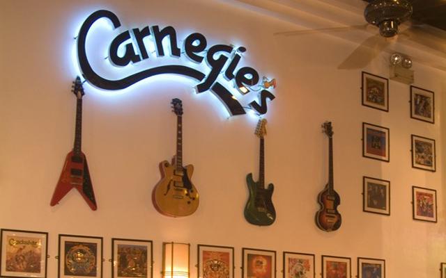 Carnegie's Qingdao