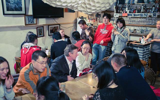 English Corner Qingdao