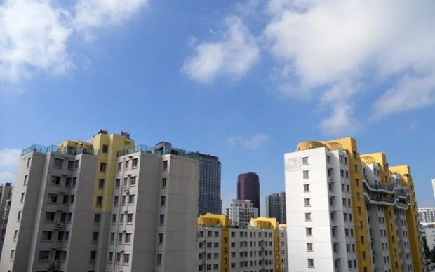 Qingdao Photos: Summer Blues