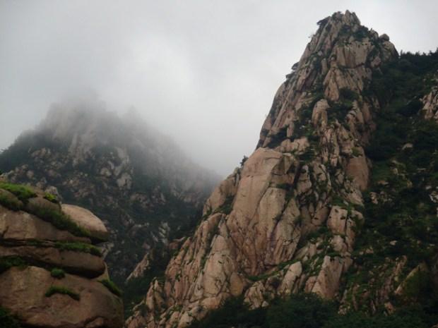 Qingdao Cloud Line Gar Kerbel XiaoZhuShan DaZhuShan 1