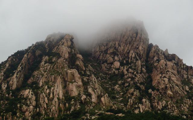 Qingdao Cloud Line Gar Kerbel XiaoZhuShan DaZhuShan