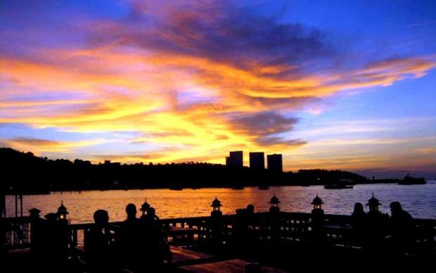 Pattaya Coast - Qingdao sister city