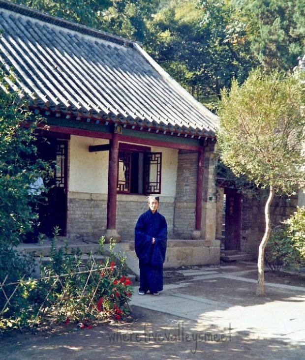 Qingdao Photos 1980s Laoshan Taoist