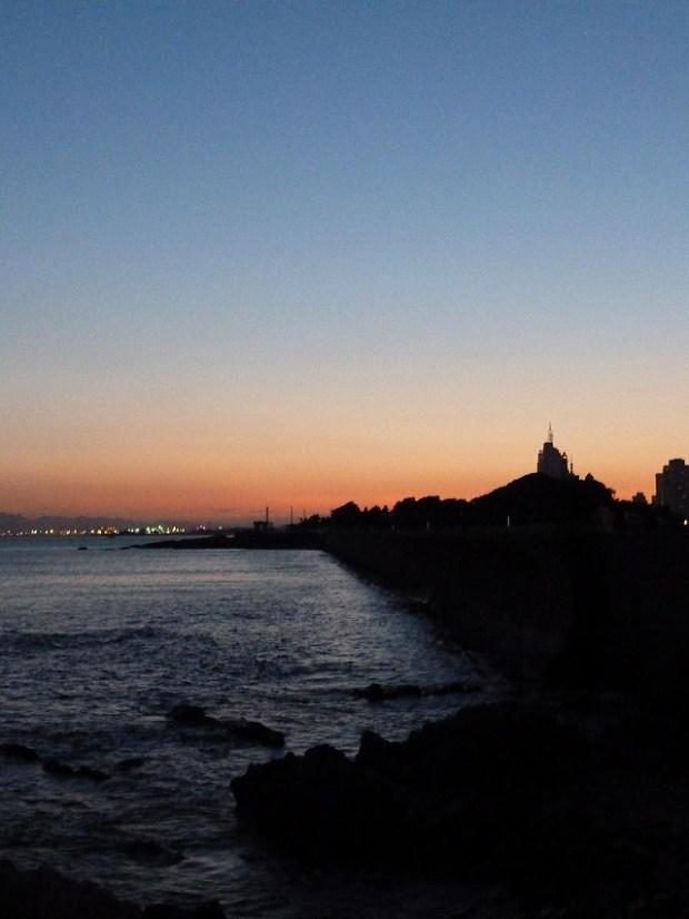 Qingdao Photos Teresa Qingdao Coast Sunset