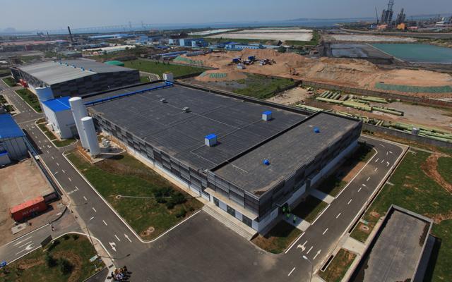 Qingdao Desalination Plant Abengoa