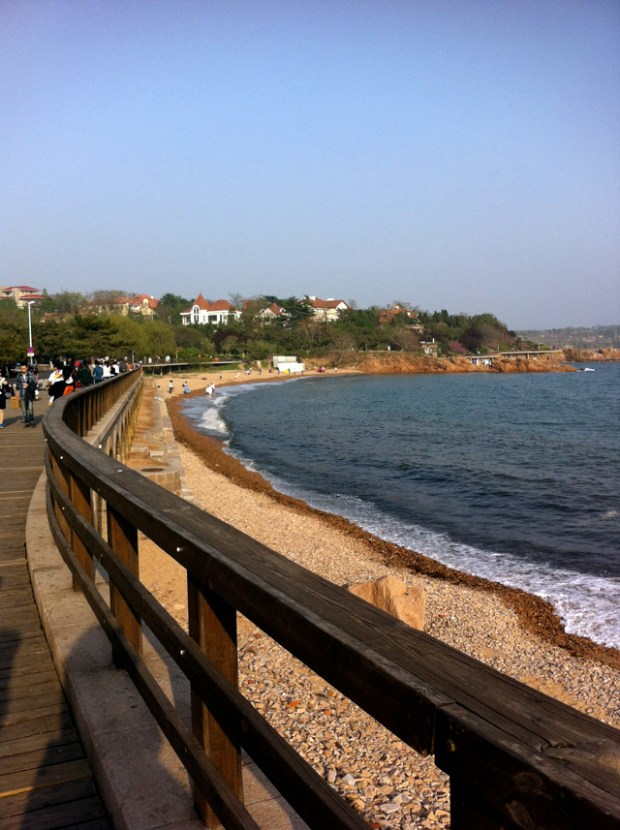Impressions Of Qingdao Rachel Boardwalk