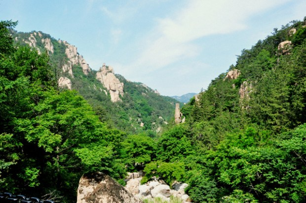 Qingdao Photos Laoshan Na Valley View Rocks 1