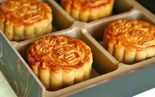 Mid Autumn Moon Festival Qingdao Mooncakes