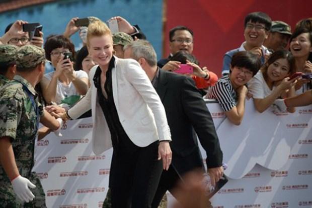 Qingdao Eastern Hollywood Nicole Kidman