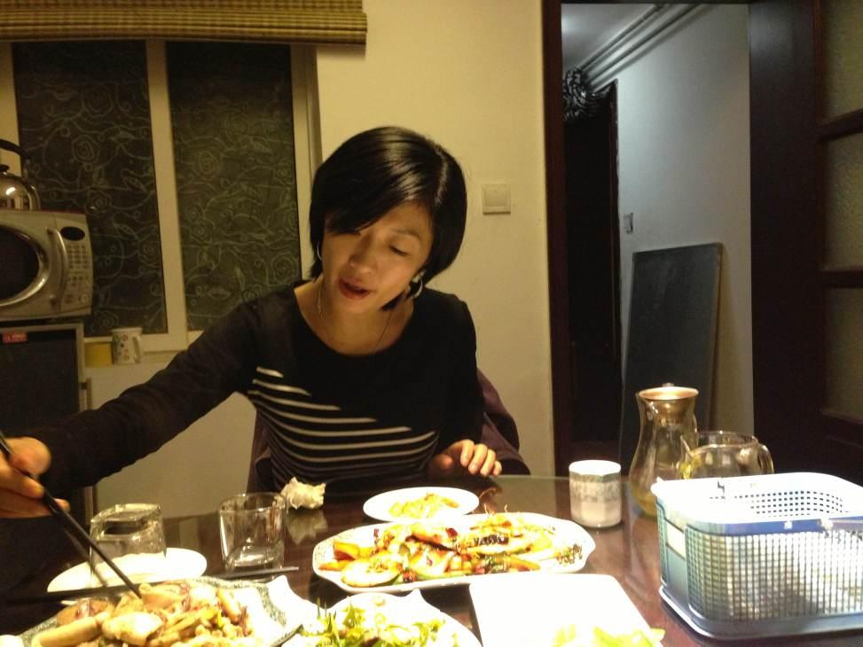 Amanda Chopsticks Qingdao