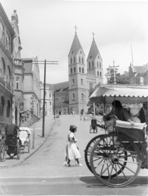 Qingdao Catholic Church 1900