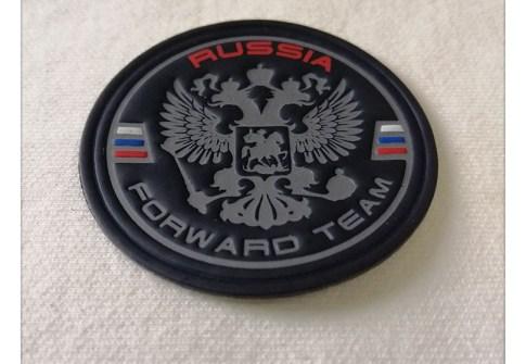 PVC souvenir sports cultural innovation magnetic patch