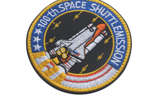 Embroidery Satellite Astronaut Space Planets Patches For Boys Clothes Coats military tacital emblem accessories