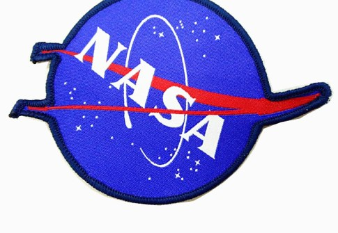 Nasa Mars Space Patch Badge