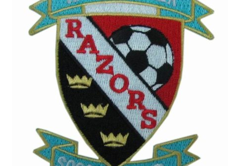 Football Club Soccer Patch/Badge/Crest Iron/SewOn