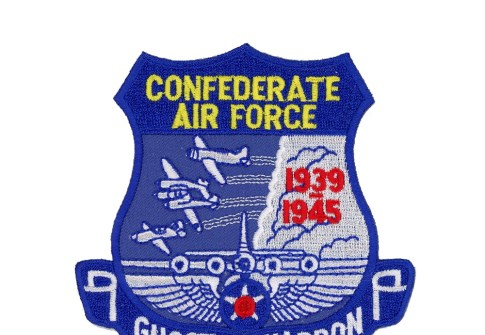 Custom Sew On Military Air force Embroidered Patches