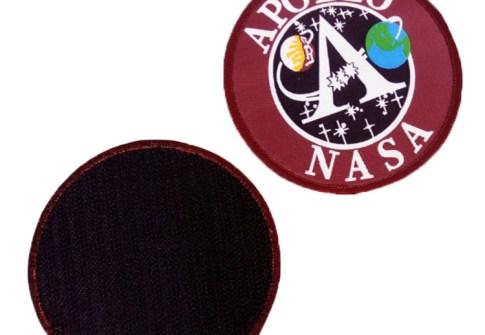 2021 Custom Print Embroidery Sew on Design school embroidery custom patch