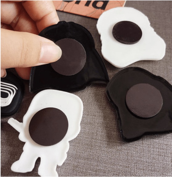 magnetic patches
