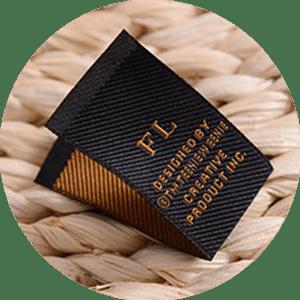 custom woven label 14