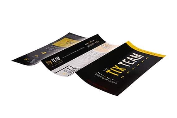 flyer printing service
