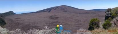 Piton de la Fournaise (2620m)