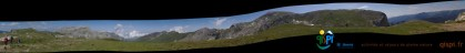 Panorama – Jour 2 – Tour du Marguareis – Juin 2016 – Trek, Rando, Italie