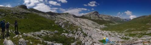 Paysage karstique – Jour 2 – Tour du Marguareis – Juin 2016 – Trek, Rando, Italie