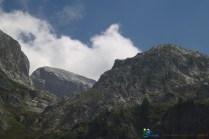 La croix au sommet de la Cima della Saline – Jour 2 – Tour du Marguareis – Juin 2016 – Trek, Rando, Italie