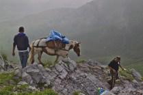 Ravitaillement – Jour 3 – Tour du Marguareis – Juin 2016 – Trek, Rando, Italie
