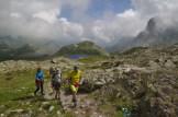 En route vers le sommet – Jour 3 – Tour du Marguareis – Juin 2016 – Trek, Rando, Italie