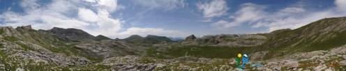 Panorama sur un bout de France – Jour 4 – Tour du Marguareis – Juin 2016 – Trek, Rando, Italie
