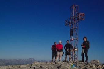 Au sommet de la Punta Marguareis – Jour 5 – Tour du Marguareis – Juin 2016 – Trek, Rando, Italie