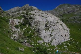 Dalle calcaire – Jour 5 – Tour du Marguareis – Juin 2016 – Trek, Rando, Italie