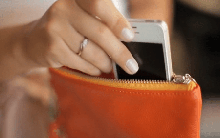 Everpurse Is A Purse That Charges Your Smartphone, Wire-Free