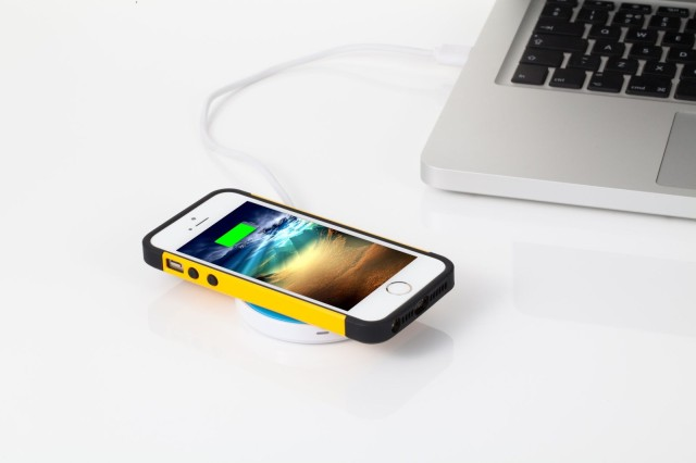 qi wireless charger for iphone