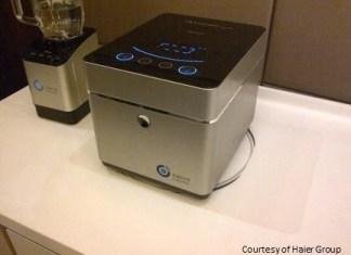 Wireless Kitchen Appliance Wuwei Haier