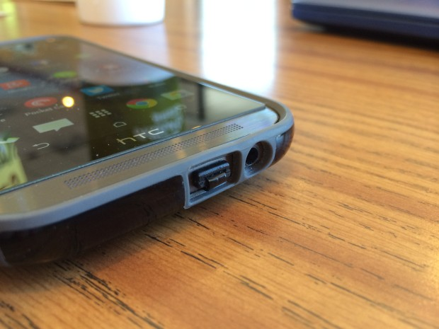 HTC One M8 wireless charging 1