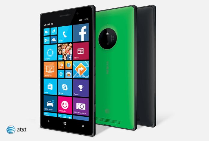 Lumia 830