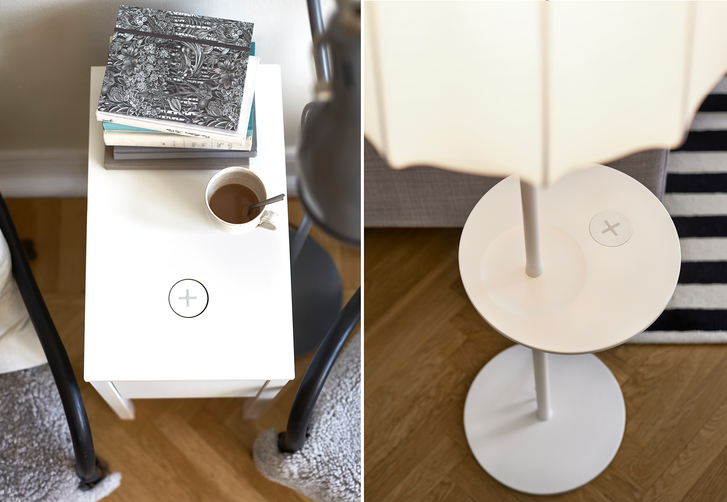 Todayu0027s News Is Great If You Have A Qi Enabled Device: IKEA Have Announced  The Introduction Of Furniture Incorporating Qi Wireless Charger Mats As  Part Of A ...