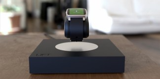 Lift Qi wireless charger