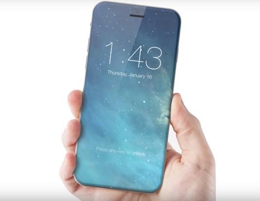 iPhone 8 glass