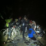 MTB night riders