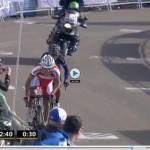 Final d'etapa Port Ainé Volta Catalunya 2013
