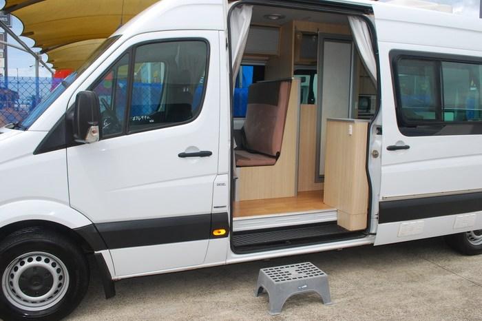 2015 Kea Nomad 2+1 Campervan full
