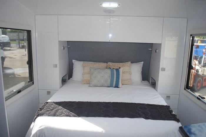 2021 Millard M-Flow Caravan 18ft4in full