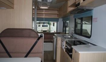 2017 Kea River 6 Berth Motorhome full