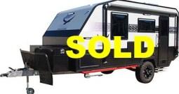 Trail Hybrid Caravan 15ft 8in