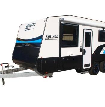 2020 Millard M-Flow 1960 Caravan