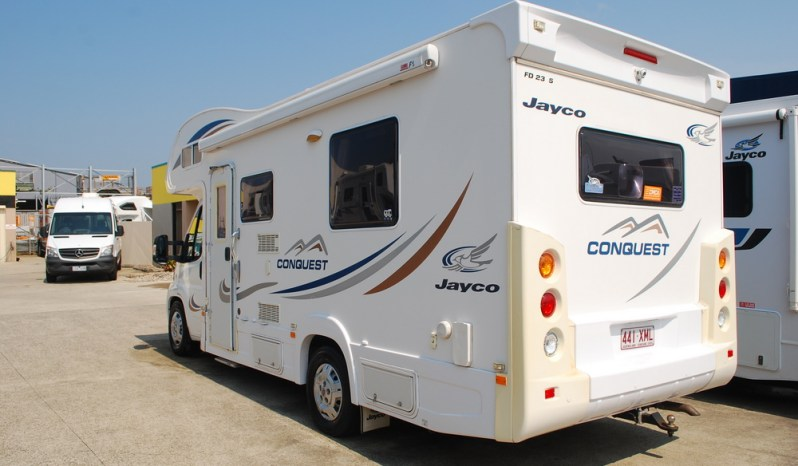 2009 Jayco Conquest 23-5 Motorhome full